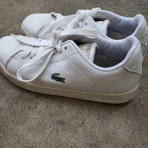 Vintage Lacoste sneakers